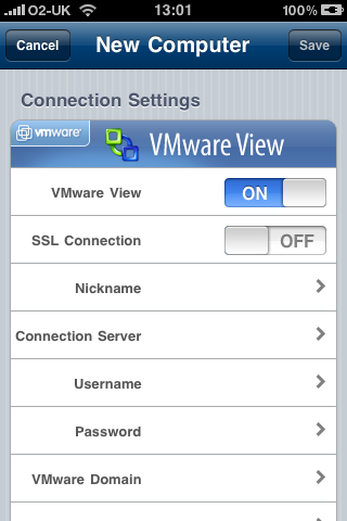 Wyse Pocket Cloud for VMware View | Virtualised Reality