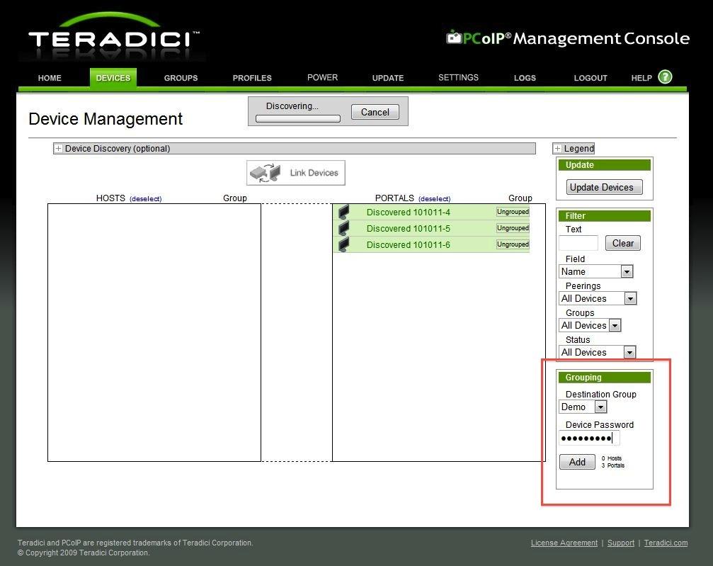 teradici pcoip management console virtualised reality rh virtualisedreality com