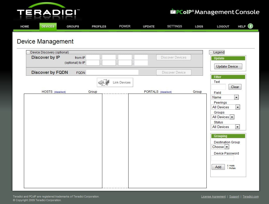 teradici pcoip management console virtualised reality rh virtualisedreality com pcoip management console manual teradici pcoip management console user manual