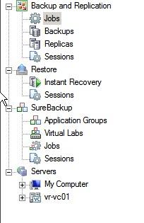 Veeam Backup and Replication V5 « Virtualised Reality