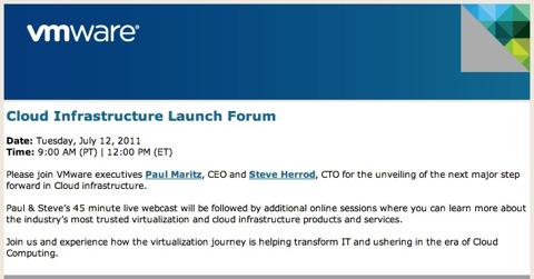 VMware Event