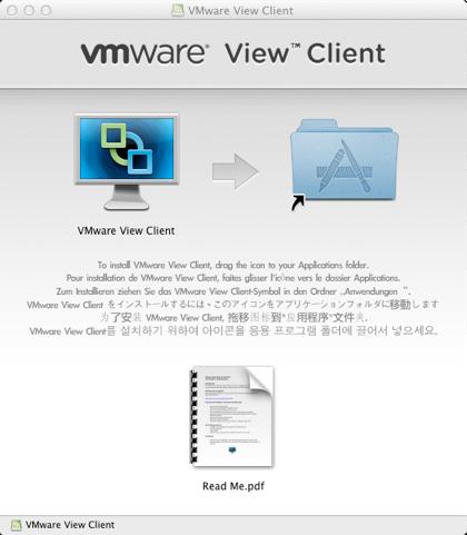PCoIP Mac Install