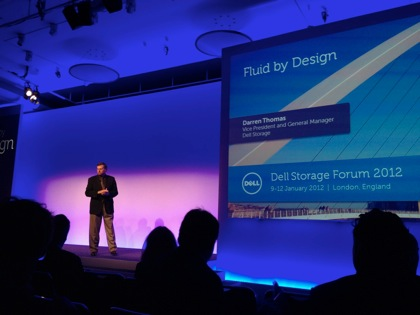 Day 1 Dell Storage Forum 2012 – London « Virtualised Reality